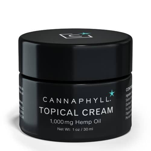 Cannaphyll Topical Cream
